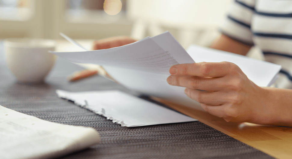 Home Warranty Do's and Don'ts Reading Document Image