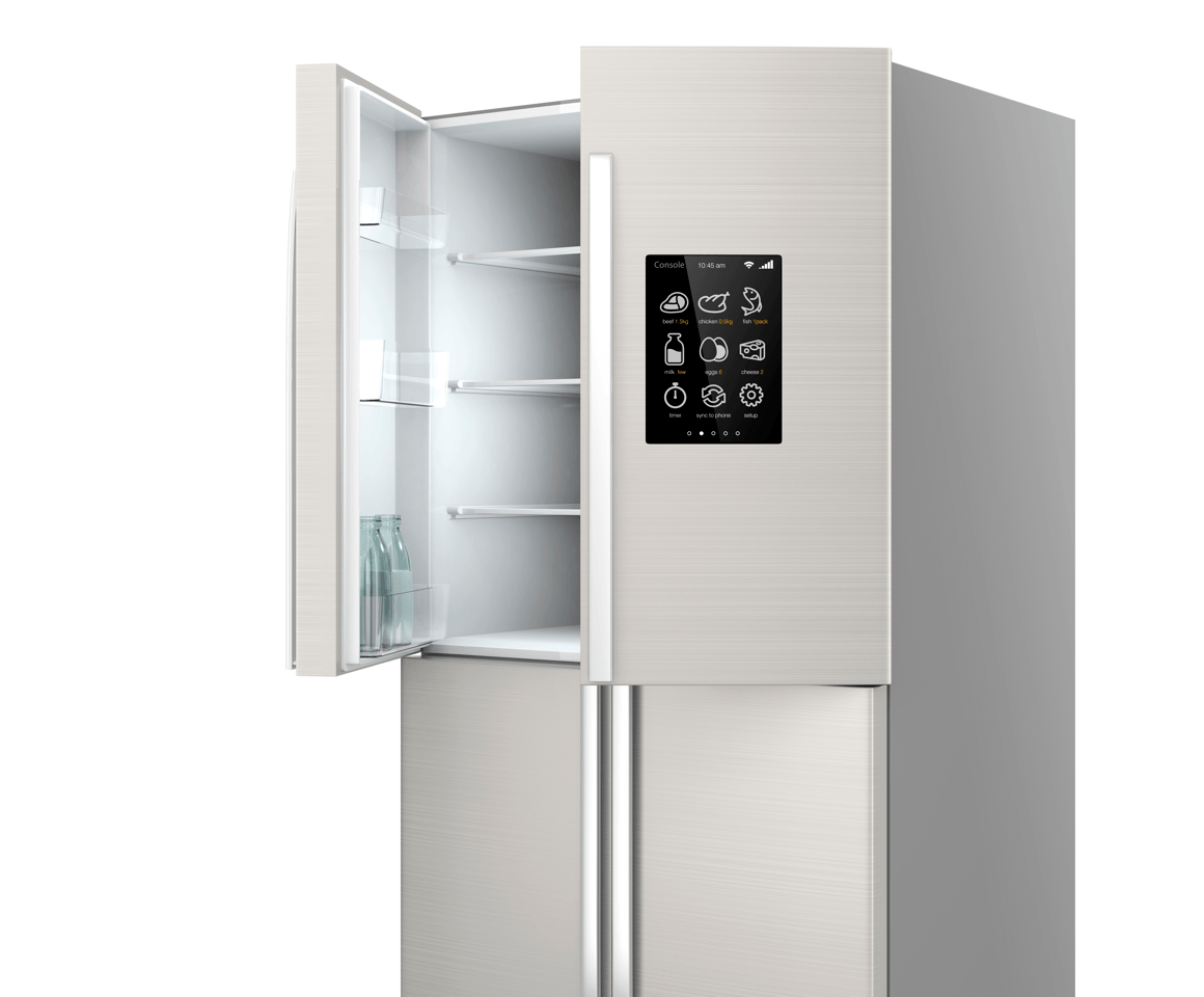 Smart Home Tech for 2020 Fridge Image
