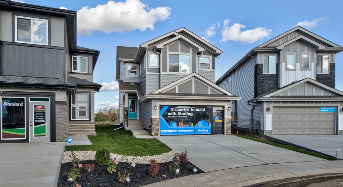 Top 6 Reasons To Move To Edmonton Exterior Home Image